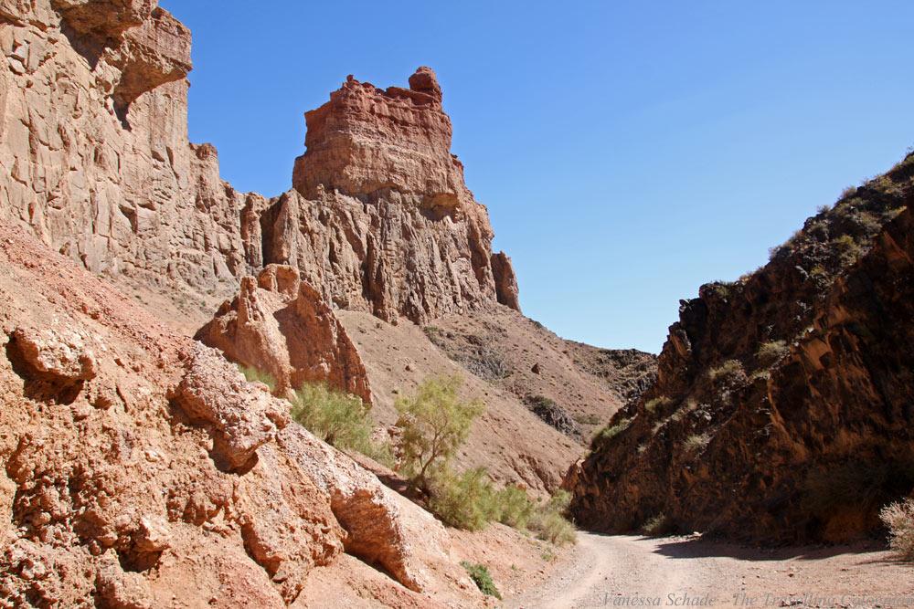 Scharyn (Canyon)-Nationalpark Kasachstan Zentralasien ASIEN