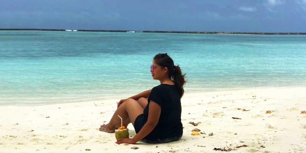 Wasseraktivitäten Malediven Südasien ASIEN