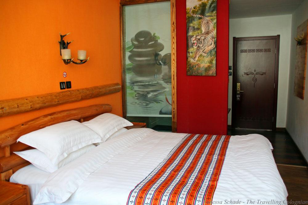 Nirvana Hotel Xiahe Gannan Gansu China Ostasien ASIEN