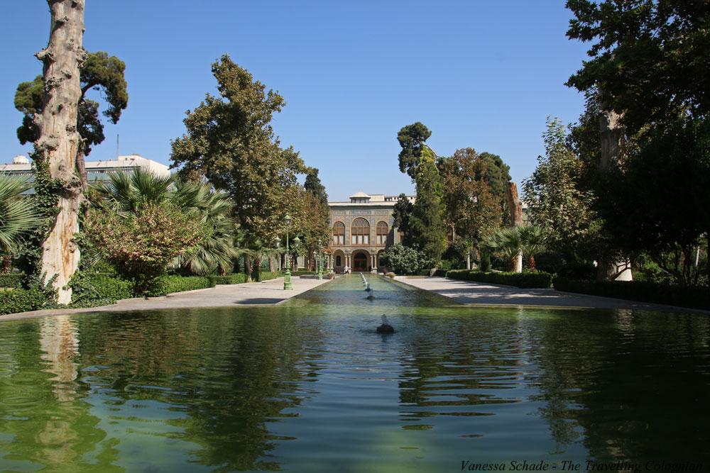 Golestan-Palast Teheran Iran NAHER OSTEN PERSISCHER GOLF