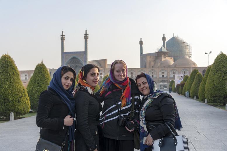 Reiseblogger Tipps Isfahan Iran NAHER OSTEN PERSISCHER GOLF