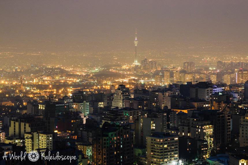 Teheran Iran NAHER OSTEN PERSISCHER GOLF