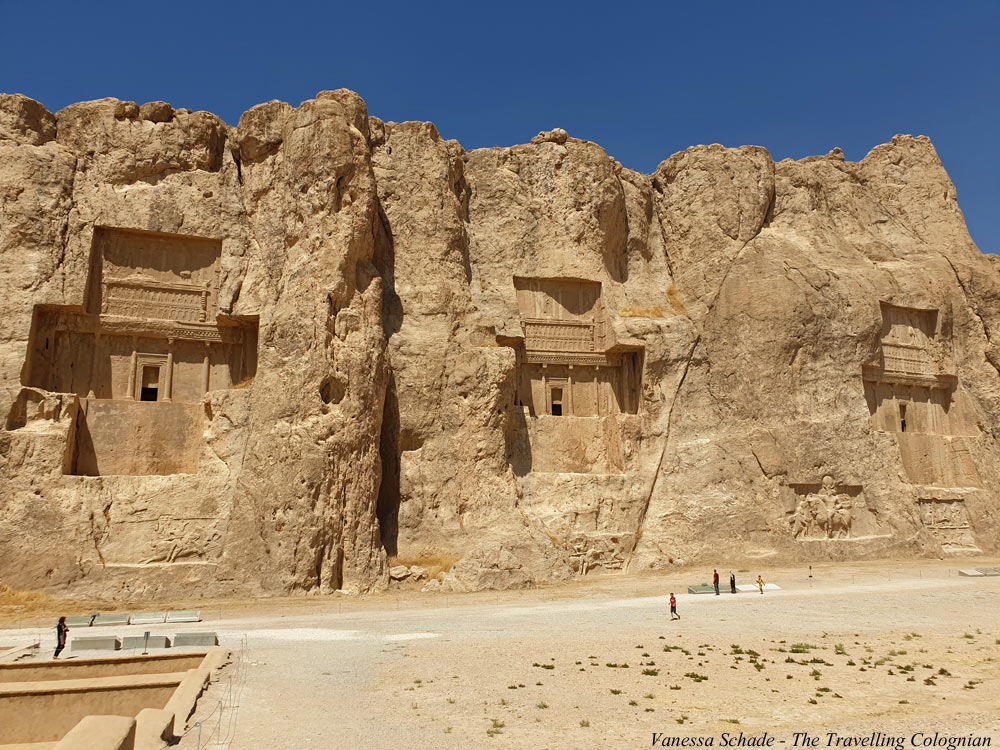 Naqsh-e Rostam_Persepolis_Iran_MIDDLE_EAST