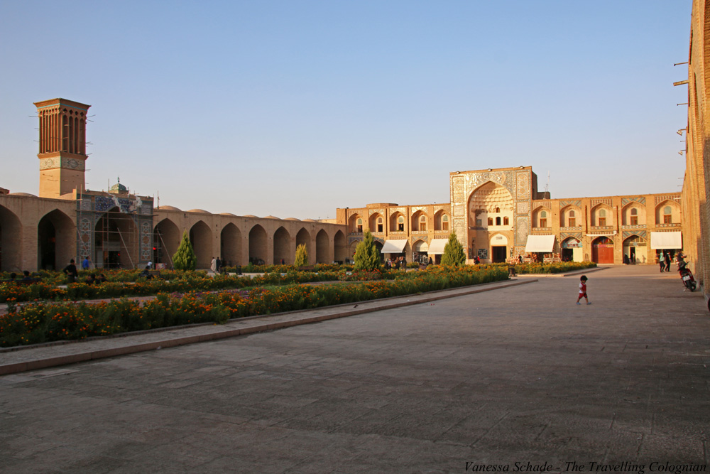 Ganjali Khan Complex_Courtyard_Kerman_Iran_MIDDLE EAST