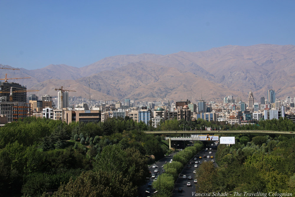Tabiat Bridge_Tehran_Iran