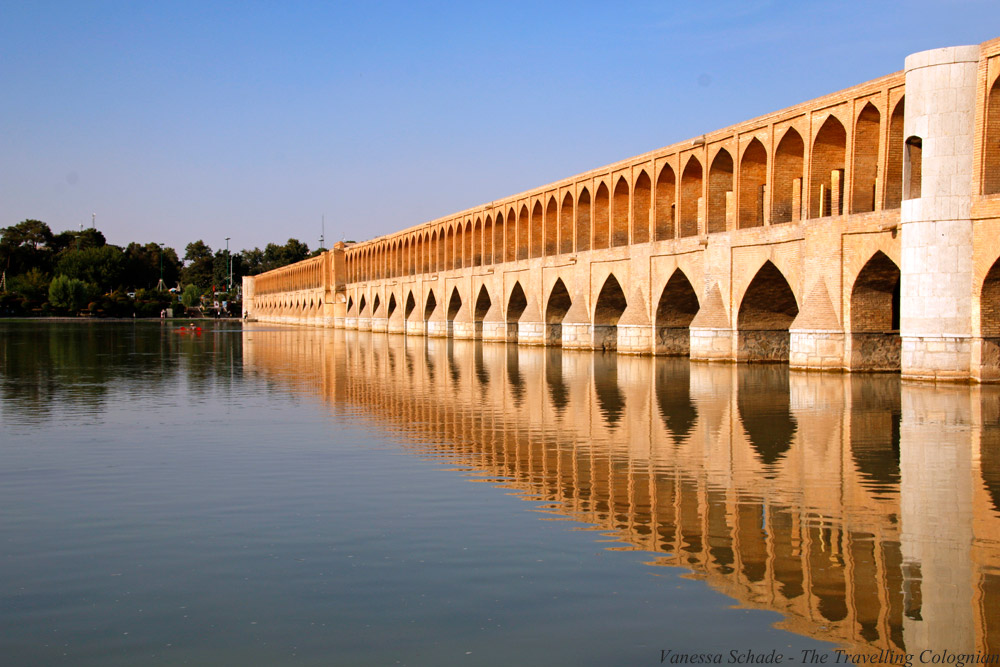 Si-o-se Pol_Bridge_Isfahan_Iran_MIDDLE_EAST