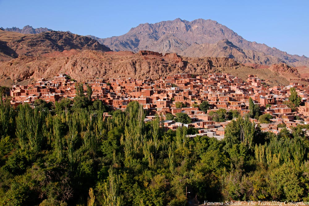 Abyaneh_Karkas_Mountains_Iran_MIDDLE_EAST