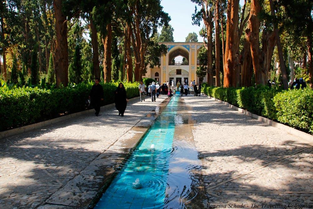 Fin-Garten Kashan Iran NAHER OSTEN ORIENT
