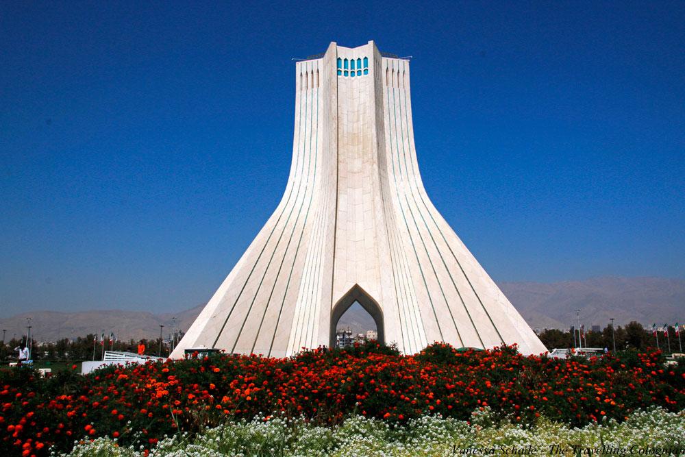 Azadi-Turm Teheran Iran NAHER OSTEN ORIENT